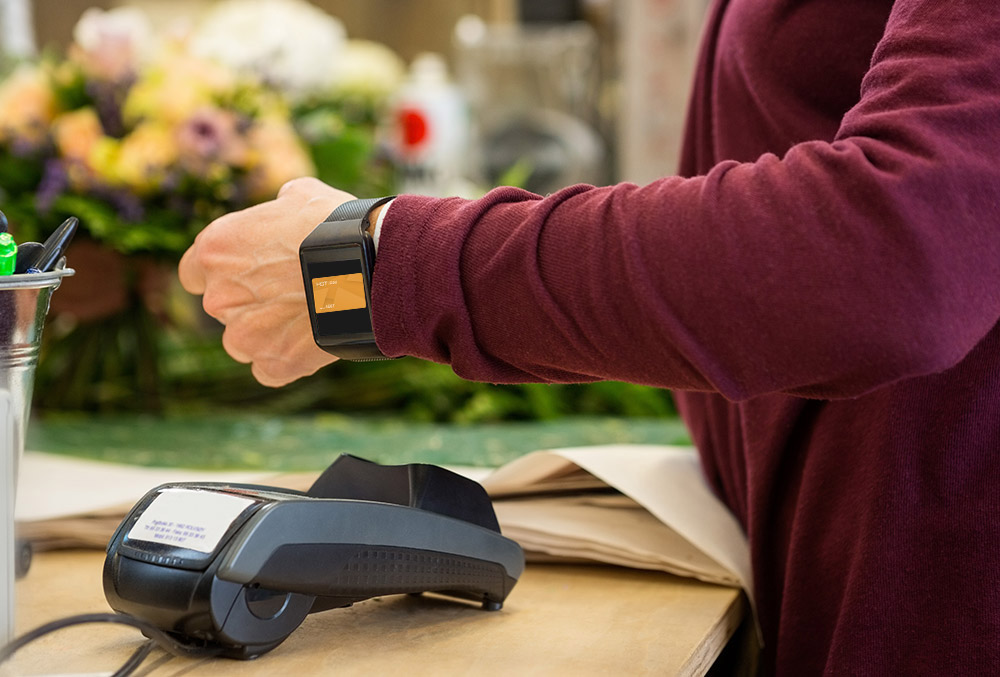 wearable pay